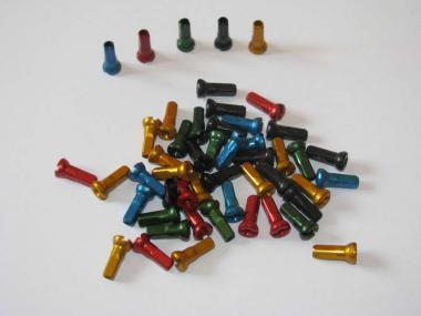 SAPIM Polyax 15G Alunippel 14mm farbig schwarz