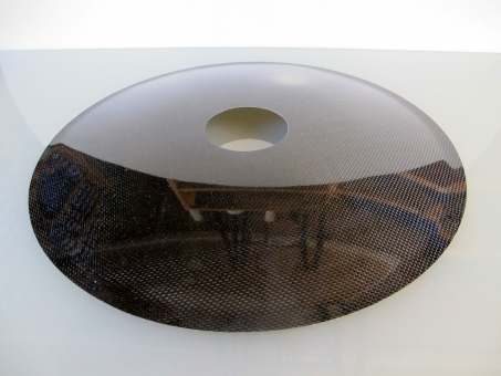 Carbon Cover Disk 74 gr.