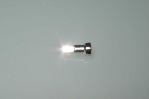 SAPIM Hexa Messing-Nippel 12mm silber