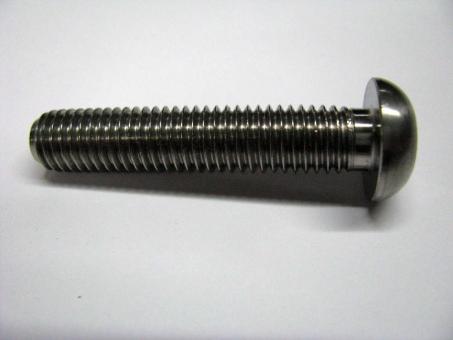 Titan-Flachkopf ISO7380 M10x50mm Torx