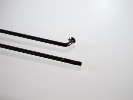 SAPIM Leader, gekröpft, schwarz  162 mm