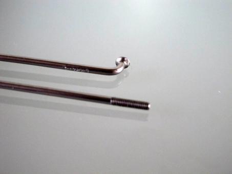 SAPIM Leader, gekröpft, silber  176 mm