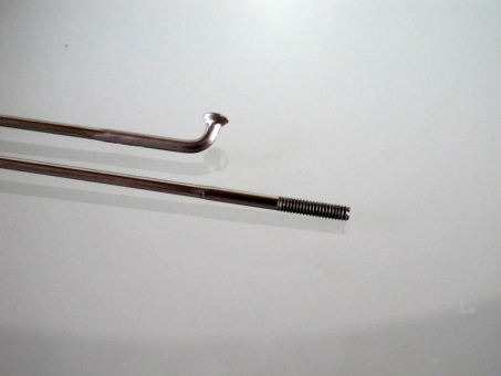 SAPIM Race, gekröpft, silber  175 mm