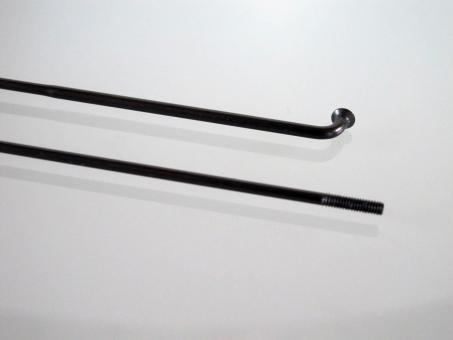 Sapim Strong, black, 186 to 310 mm, J-bend