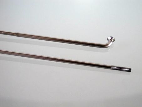 SAPIM Strong, gekröpft, silber 172 mm