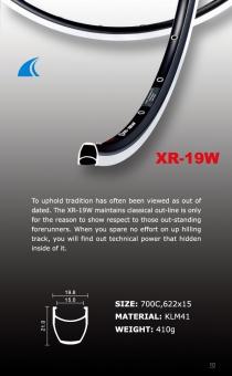 Kinlin XR19W-559mm